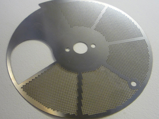 Etch Tech: Manufacturers of High Quality Encoder Discs, Made Using the Chemical Etching Process