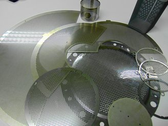 Etch Tech: Manufacturers of High Quality Meshes & Filters, Made Using the Chemical Etching Process