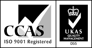 Etch Tech are registered to ISO 9001 Standard, assuring quality management for etched metal products